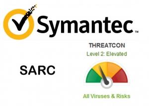 Symantec SARC logo